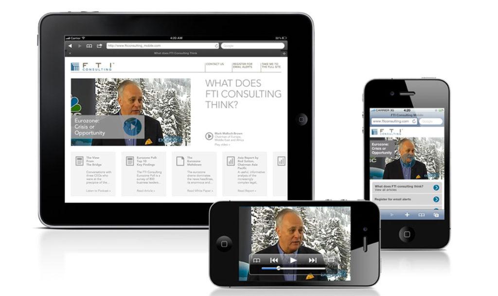 FTI Mobile content