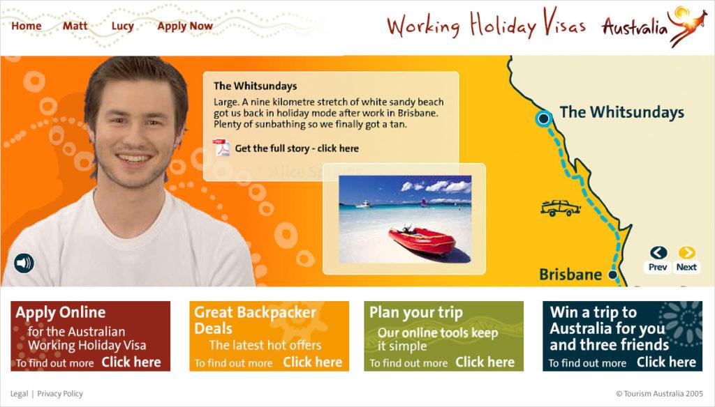 Matt's Journey in the Whitsundays