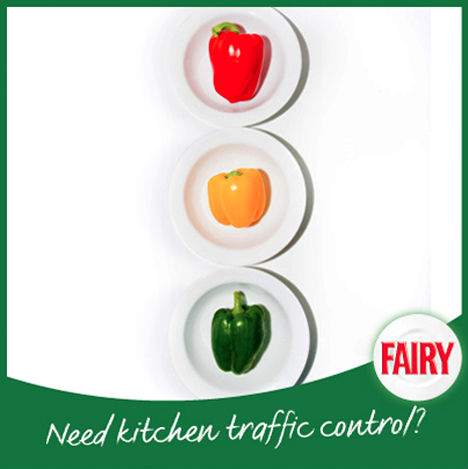 Fairy Facebook post: Traffic lights
